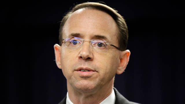 All eyes on deputy AG nominee amid Sessions' Russia recusal