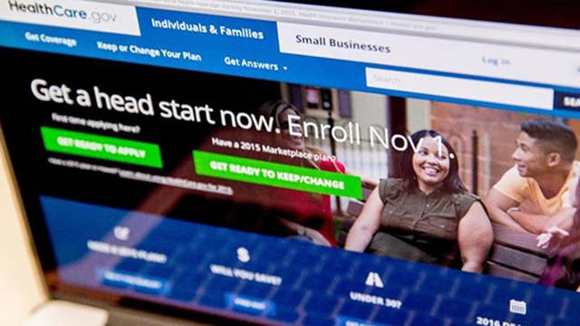 Fight looming in Congress over Republican health care plan