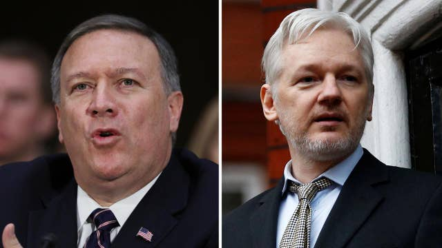 CIA declines to comment on WikiLeaks document dump