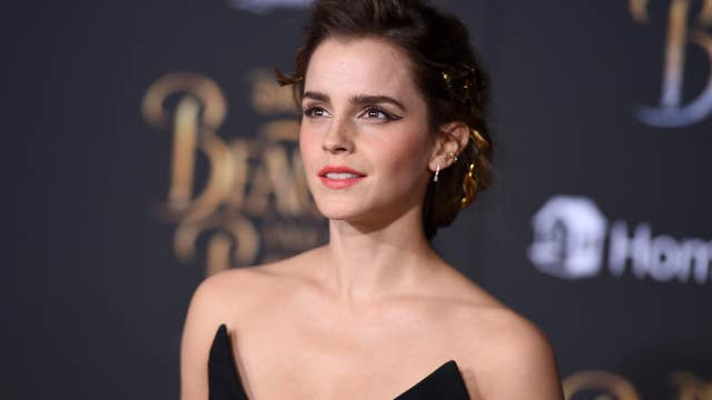 Emma Watson under fire from feminists for revealing photo