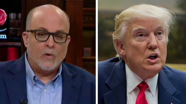 Mark Levin puts his spin on Trump wiretap claims