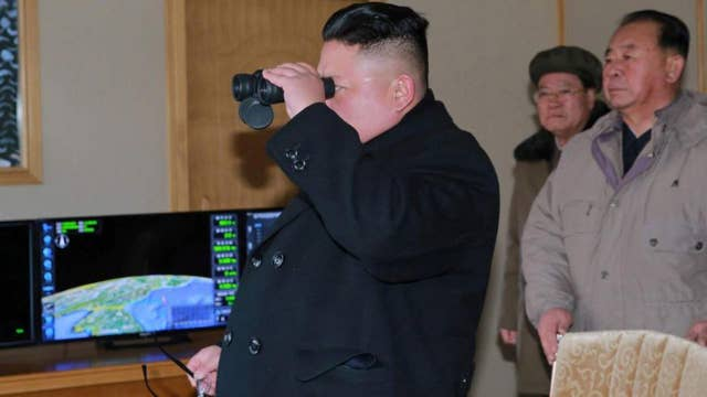 US waging secret effort against North Korea missile program