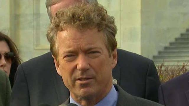Sen. Paul: Republicans are divided on ObamaCare replacement