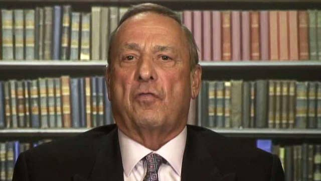 Gov. LePage urges GOP to unite, act on ObamaCare replacement
