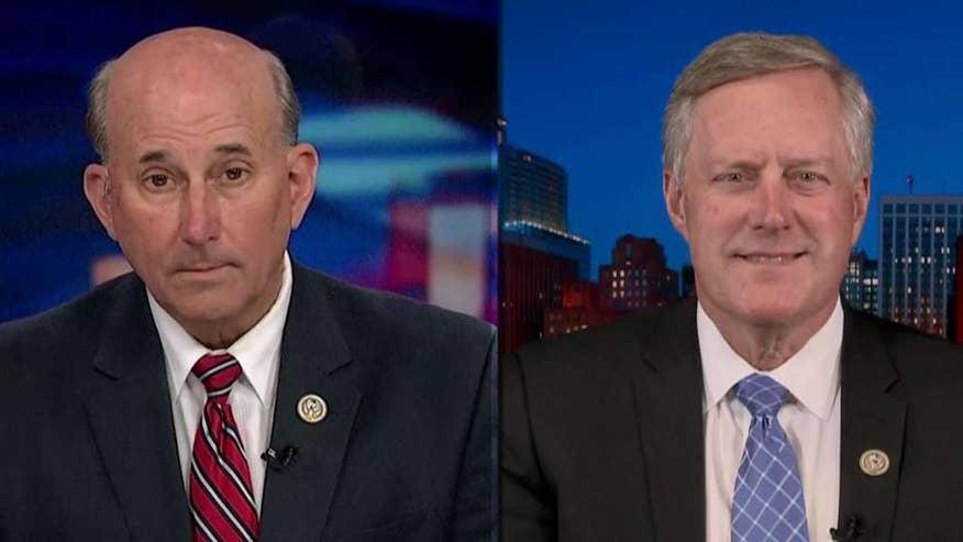 Congressmen speak out on 'Hannity'