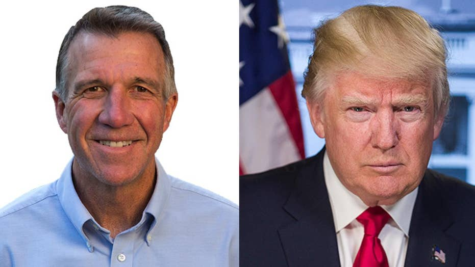 Vermont Republican Governor Scott at odds with Trump