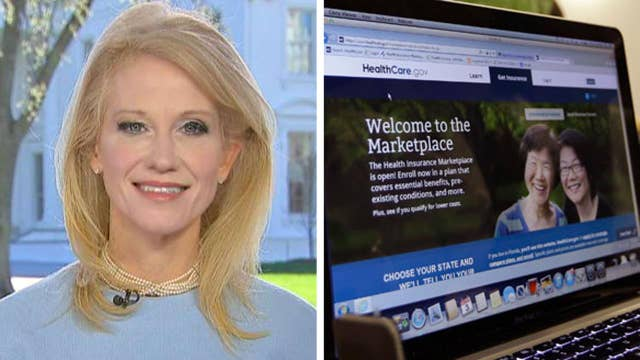 Kellyanne Conway: Bill repeals and replaces simultaneously