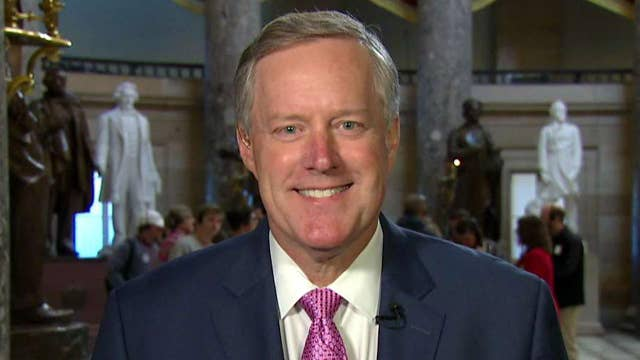 Rep. Meadows: This bill is ObamaCare in a different form