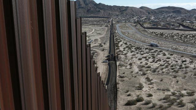 Concern border wall plan could hurt other security programs