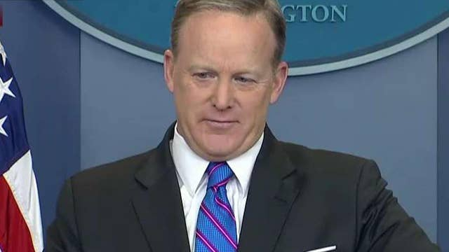 Spicer: Double standard in outrage over classified leaks