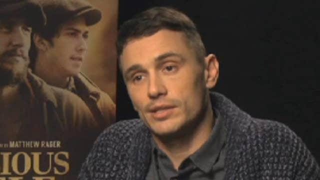 James Franco talks political protest, new movie