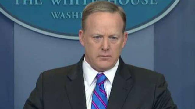 Spicer: CBO score is coming, was way off on ObamaCare