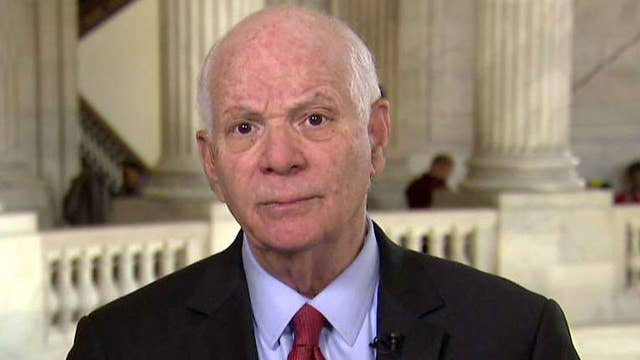 Sen. Cardin: GOP should negotiate with Dems on health care