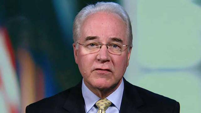 Price: Health bill is a major step in the right direction