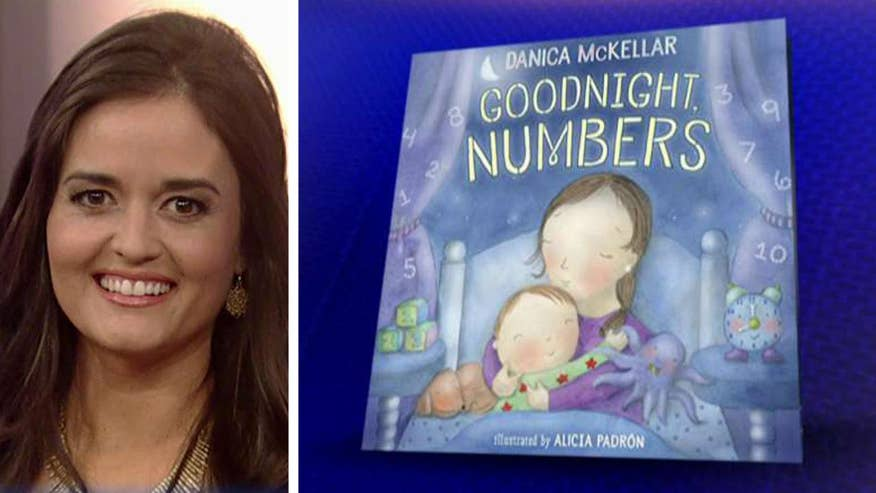 Actress and author talks about her bedtime story, new movie 'Campfire Kiss'