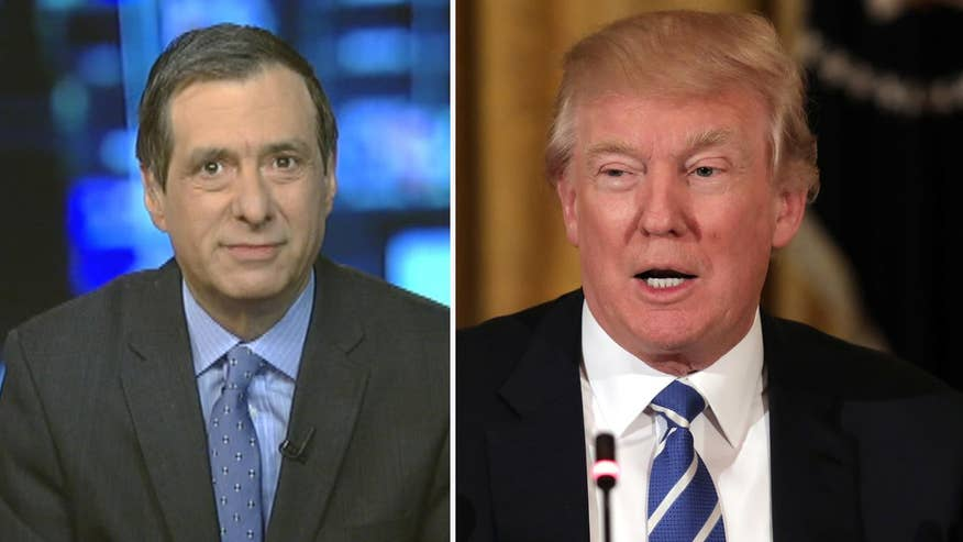 'MediaBuzz' host Howard Kurtz weighs in on Anderson Cooper's claims to muting Donald Trump on Twitter