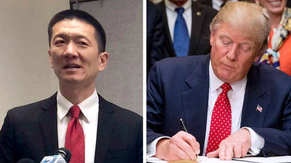 Hawaii first state to sue to block new travel ban