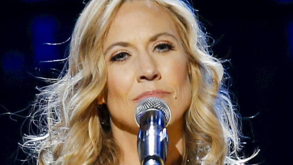 Sheryl Crow returns to her rock roots