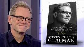 Christian music star releases memoir 'Between Heaven & the Real World'