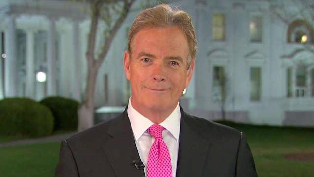 John Roberts on being White House correspondent under Trump