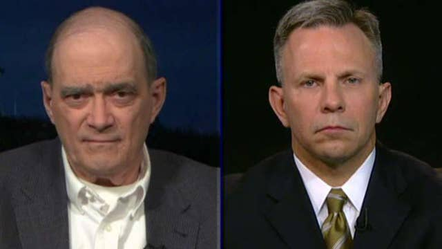 Former intelligence officials on surveillance tactics, leaks
