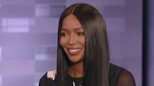 In the FoxLight: Naomi Campbell talks 'Star'