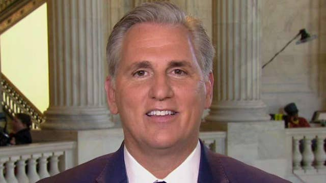 Rep. McCarthy explains 3 phases of GOP health care plan