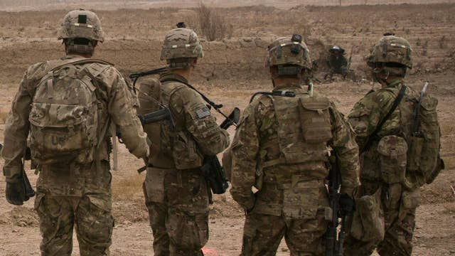 1,000 US troops may be headed to Kuwait to fight ISIS