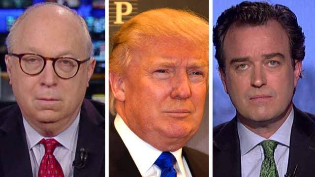 Schoen, Hurt debate if Dems are using Russia to slow Trump