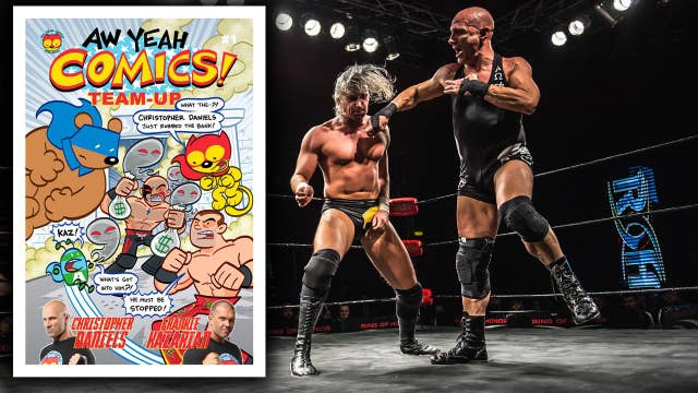 Ring of Honor: Christopher Daniels' 'Action' beyond the ring