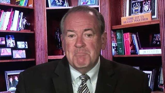 Huckabee talks intel leaks: Trump will be vindicated