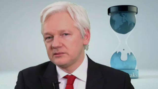 WikiLeaks founder reacts to CIA over hacks