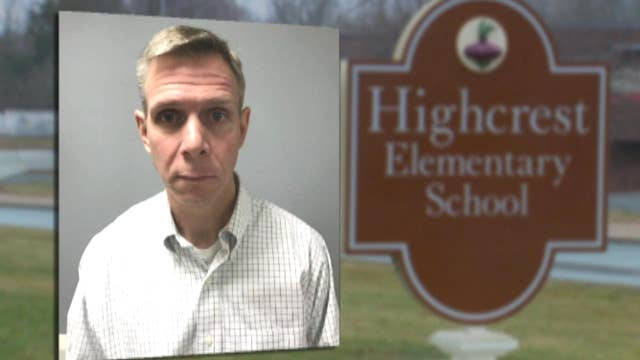 Ex-principal accused of taking upskirt videos of young girls