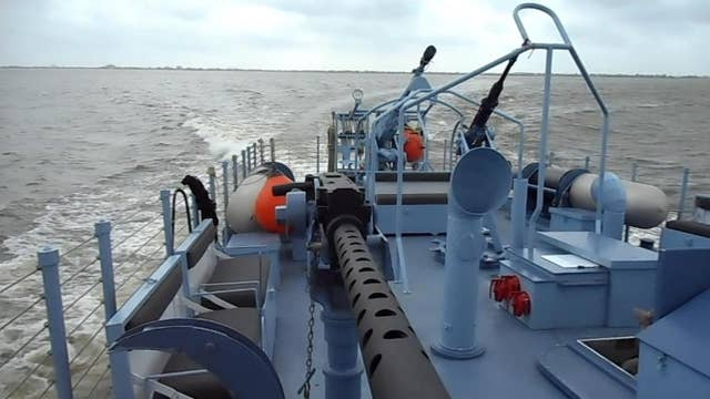 Take a ride on restored WWII Boat