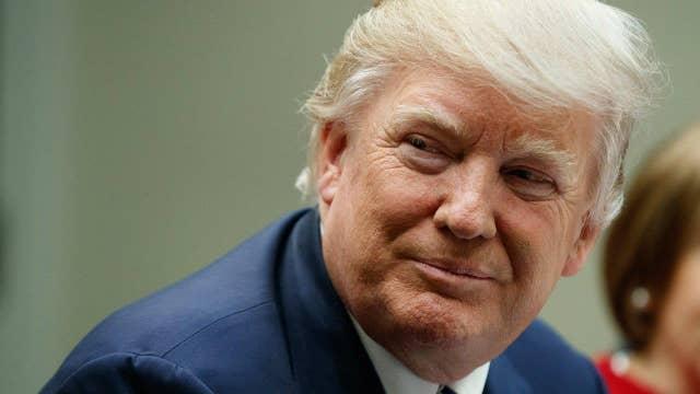 Debate over Trump's job creation record