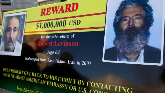 Trump administration committed to Robert Levinson's return