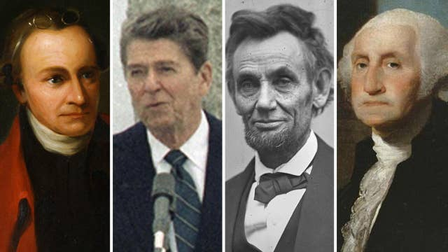 Power Play: Great American political speeches