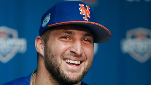 Tim Tebow wants to adopt a child from every continent