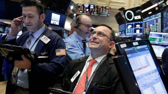 Wall Street celebrates 8 years of green