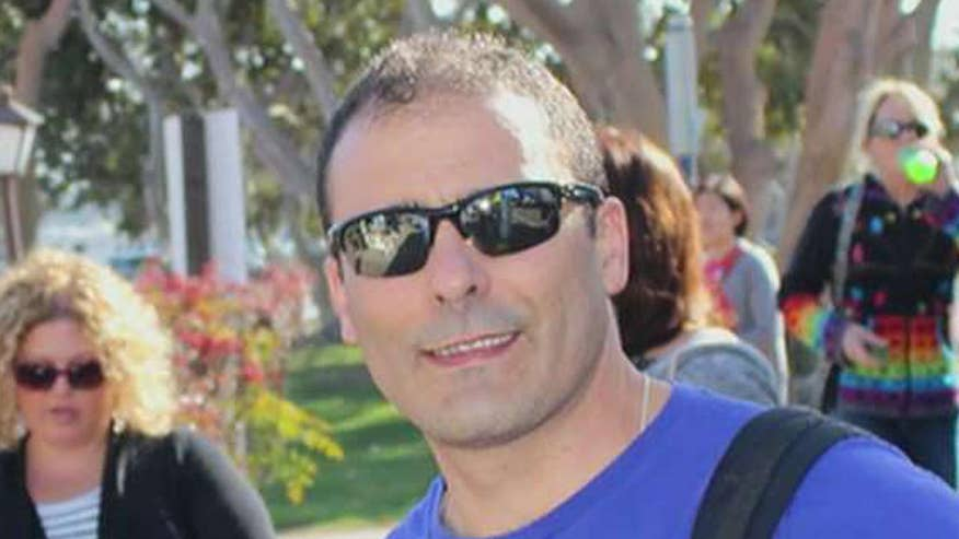 American held in Iranian prison goes on hunger strike