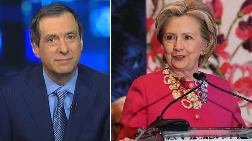 'MediaBuzz' host Howard Kurtz weighs in on the Democratic party's existential crisis