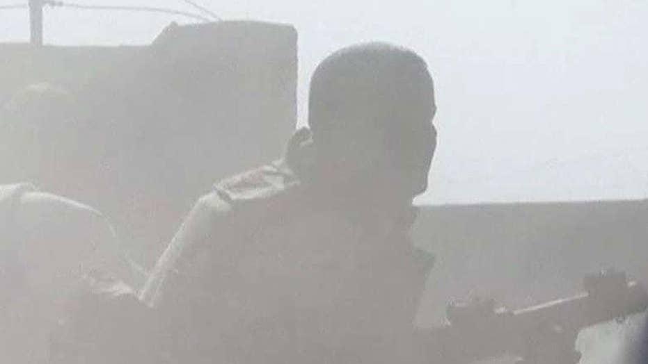DOJ, White House react to reports of missing Iraqi insurgent