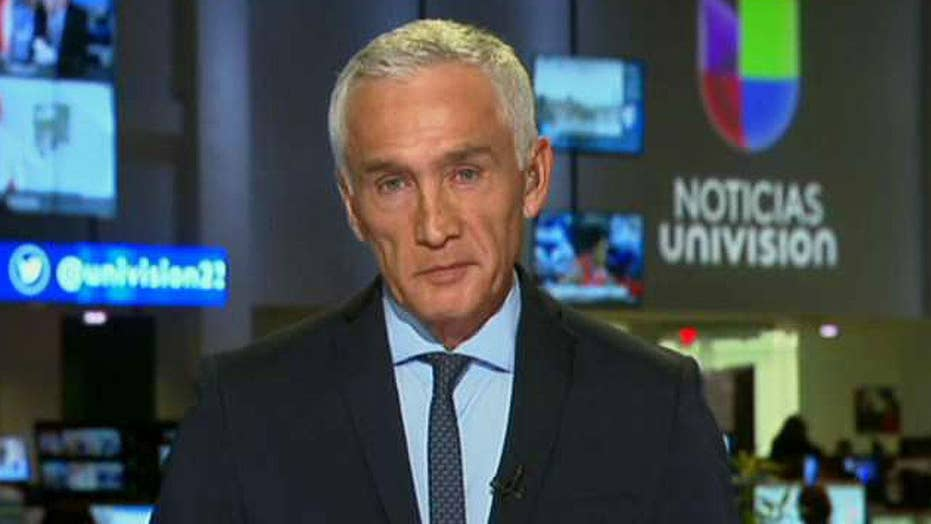 Jorge Ramos: Trump thinks US is a white country