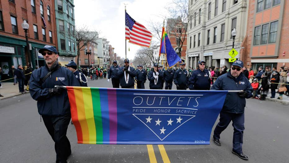 Outrage over gay group banned from St. Patrick's parade