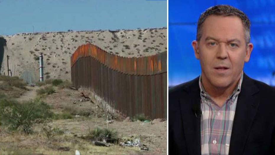 Gutfeld: A BFD on the border