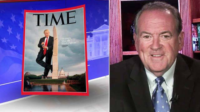 Huckabee: TIME story shows why Americans despise the press