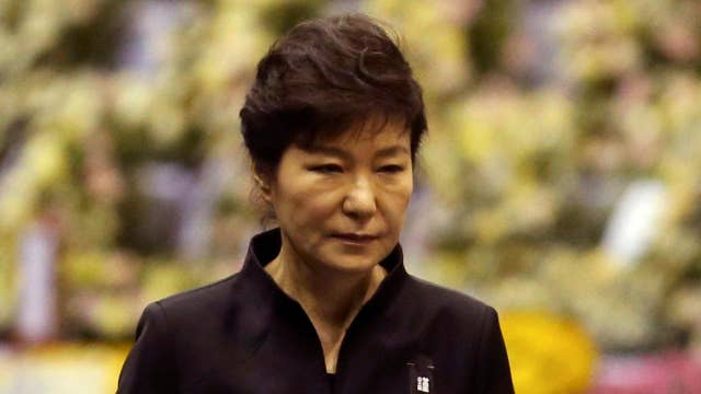 South Korea formally removes impeached president