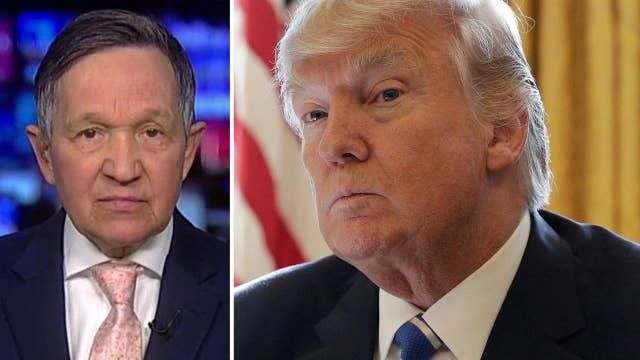Dennis Kucinich on President Trump's wiretap claims