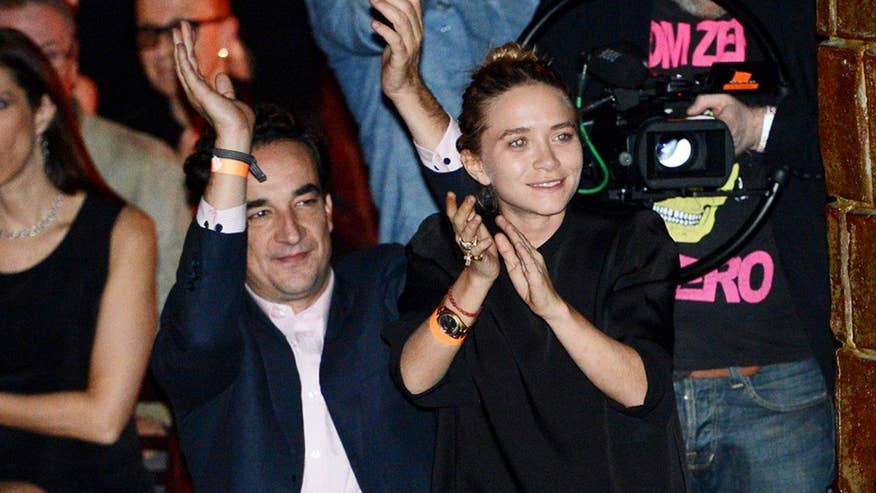 Fox411: Mary-Kate Olsen opens up about marriage to Olivier Sarkozy