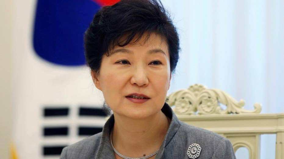 South Korea's president formally impeached by court